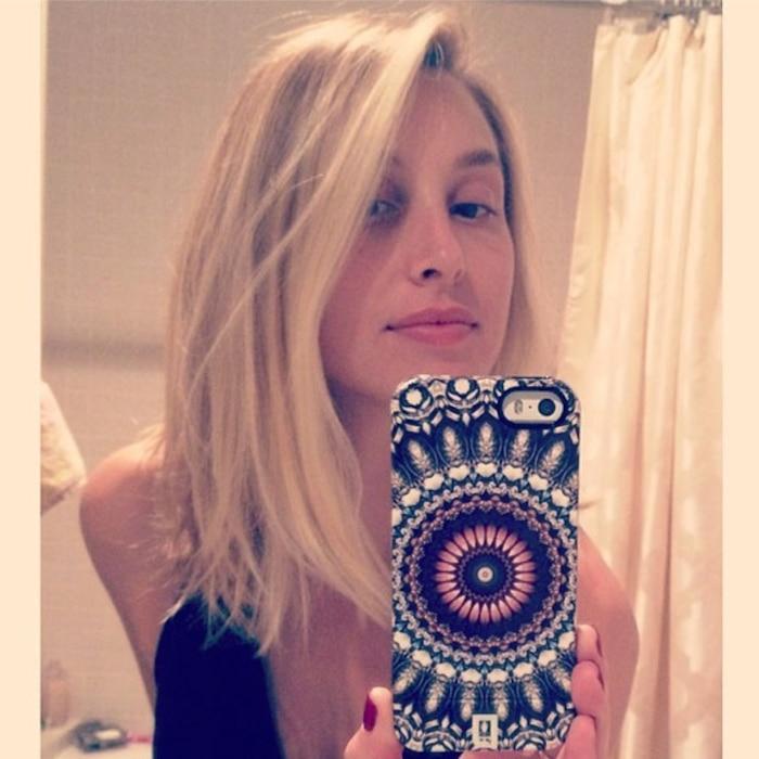 Whitney Port, Hair