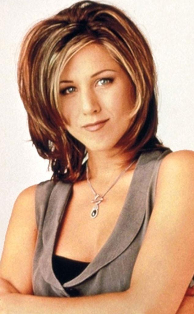 Jennifer Aniston, Friends, 1990s