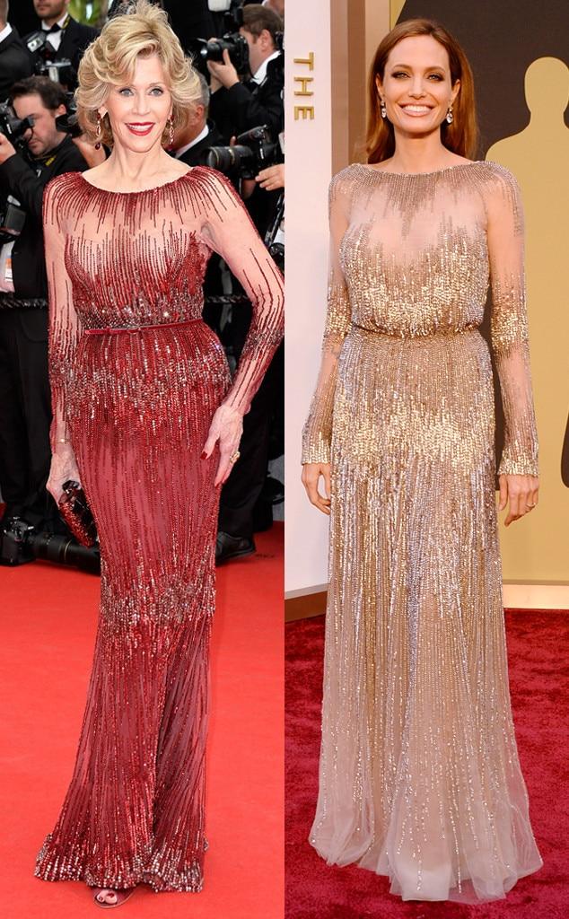 Jane Fonda, Angelina Jolie