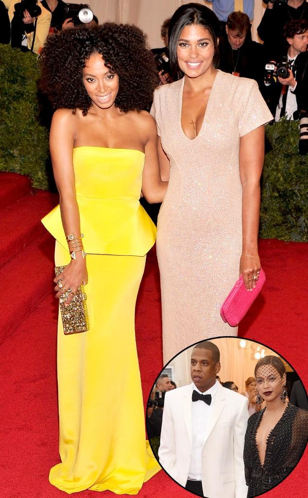 Jay-Z, Beyonce, Solange, Rachel Roy, MET Gala
