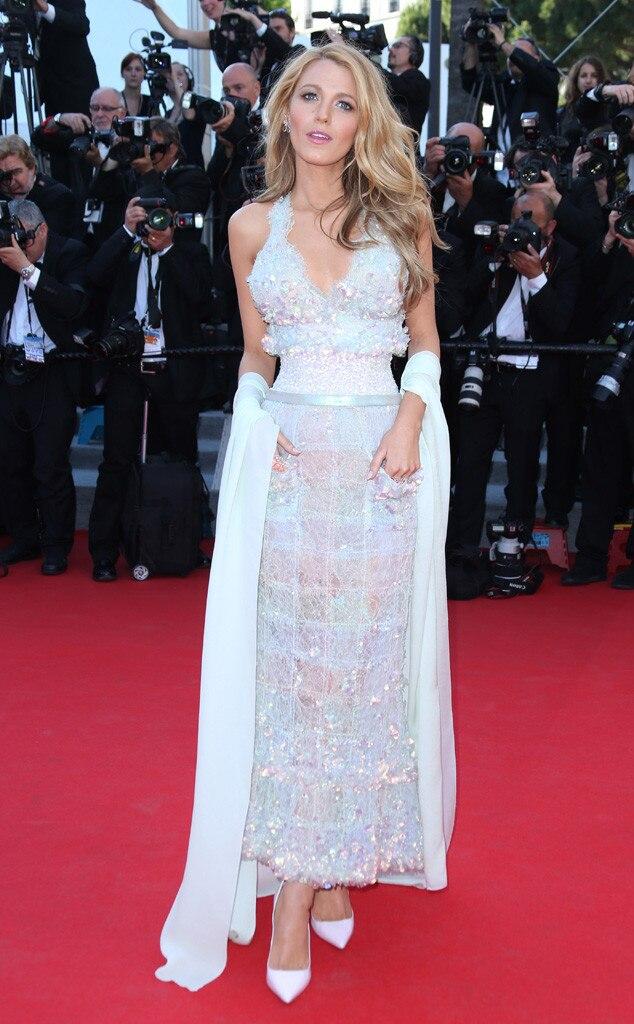 Cannes Film Festival, Blake Lively, Karl Lagerfeld