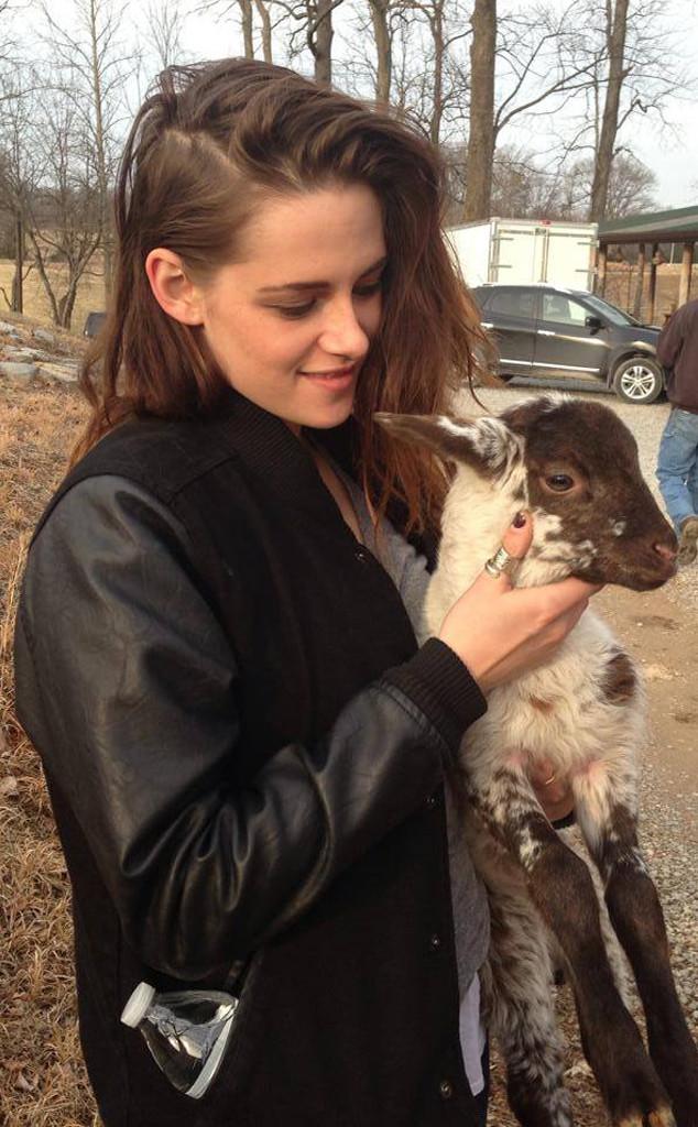 Kristen Stewart, Facebook