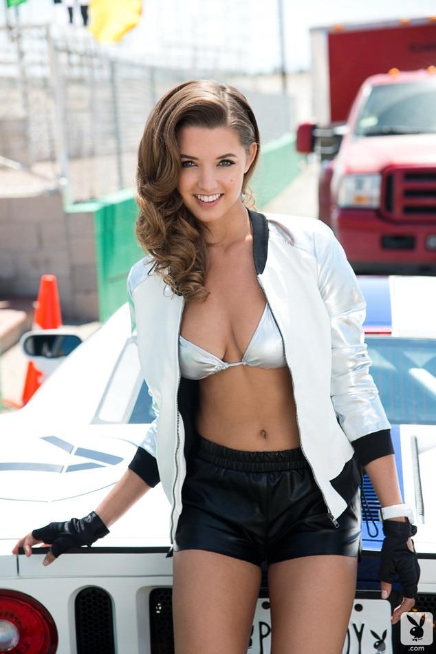 Miss July Alyssa Arce