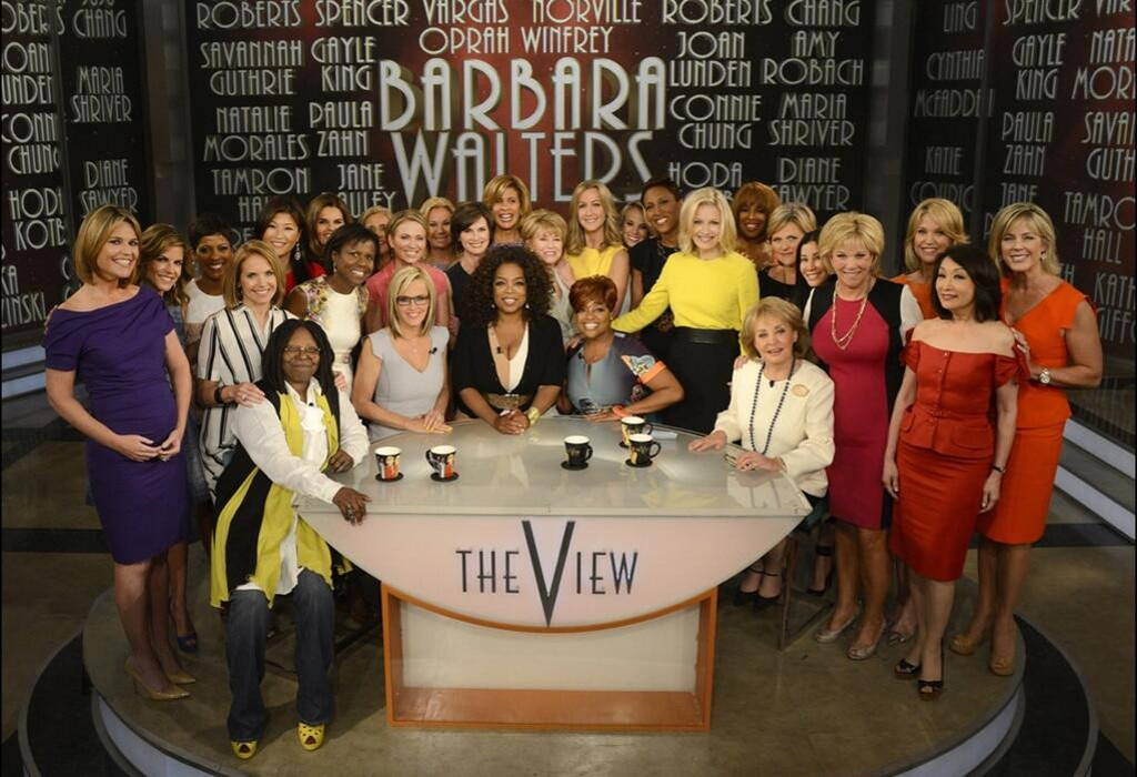 Barbara Walters, The View, Final Episode