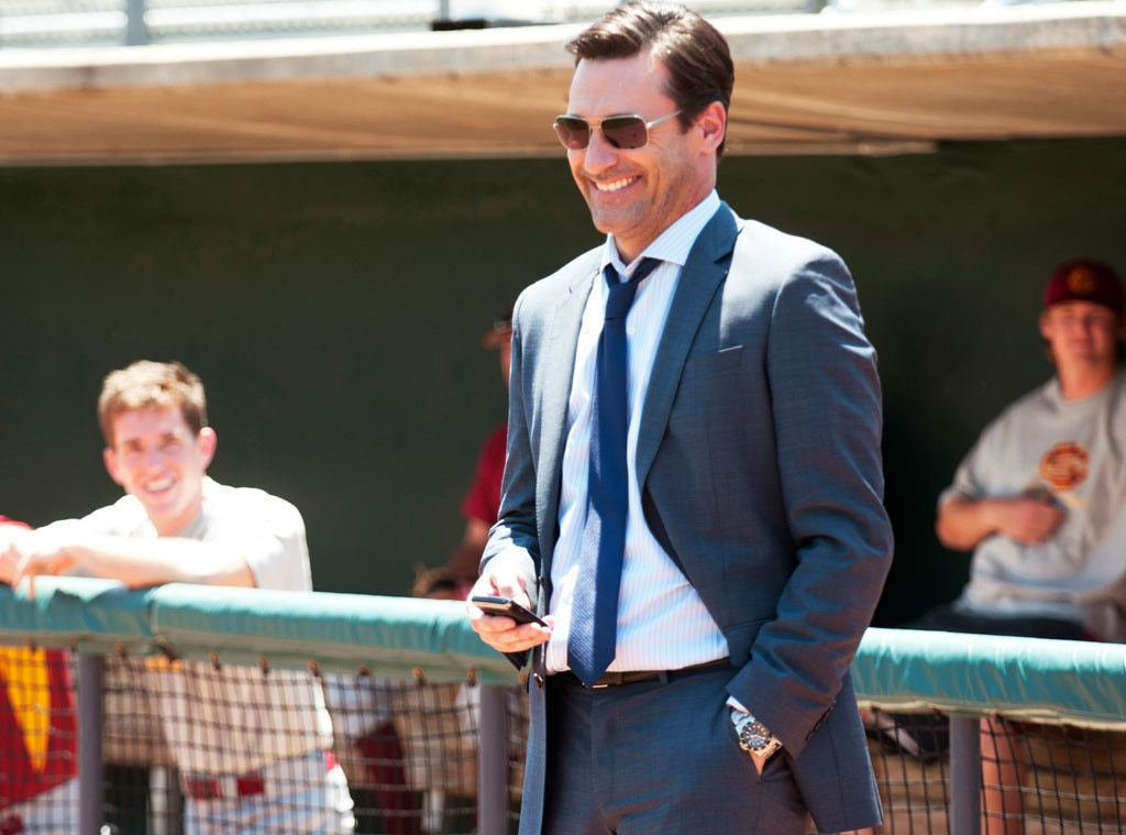 Million Dollar Arm, Jon Hamm