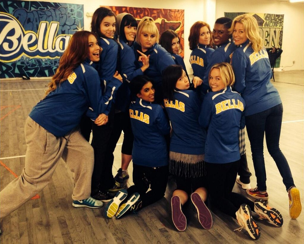 Rebel Wilson, Twitter, Pitch Perfect 2