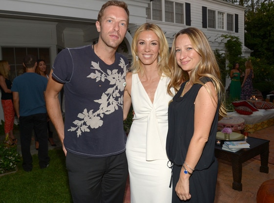 Chris Martin, Vicky Vlachonis, Jennifer Meyer
