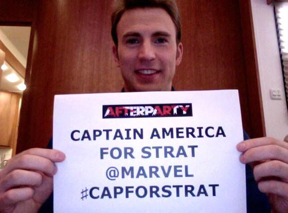 Avengers Twitter