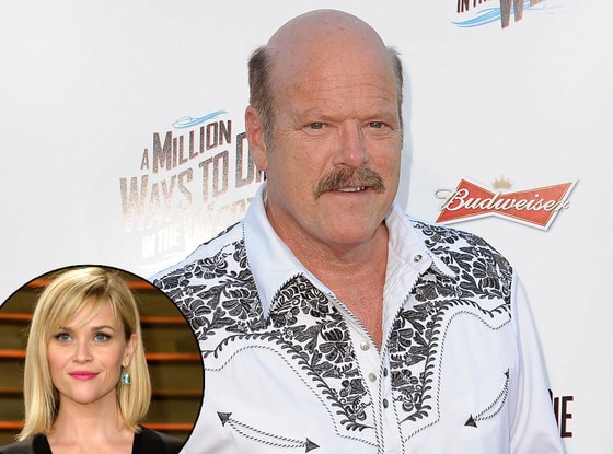 Rex Linn, Reese Witherspoon