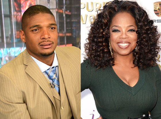 Michael Sam, Oprah