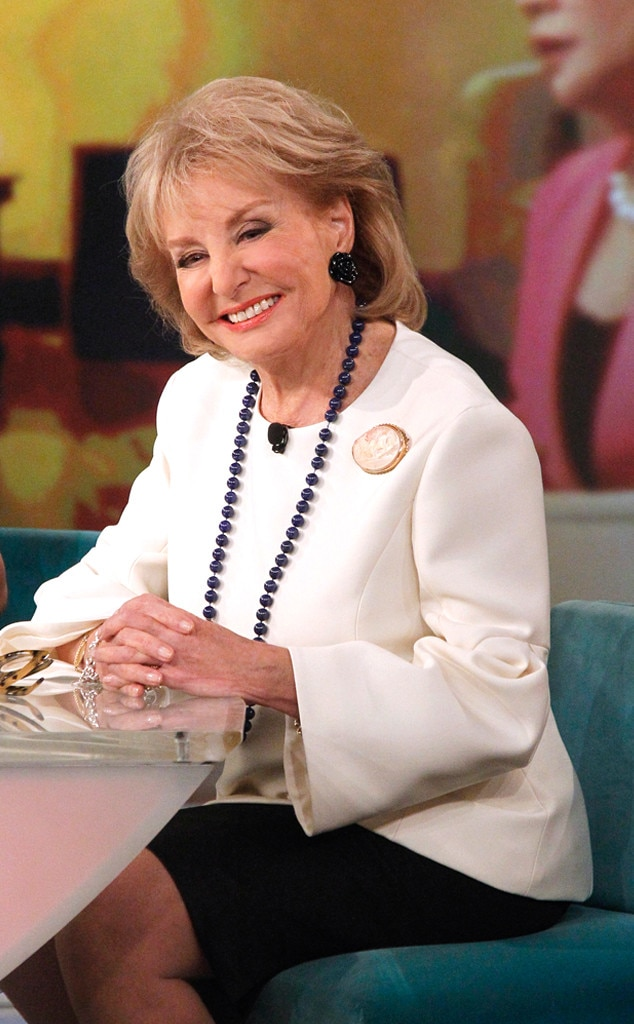 barbara walters career