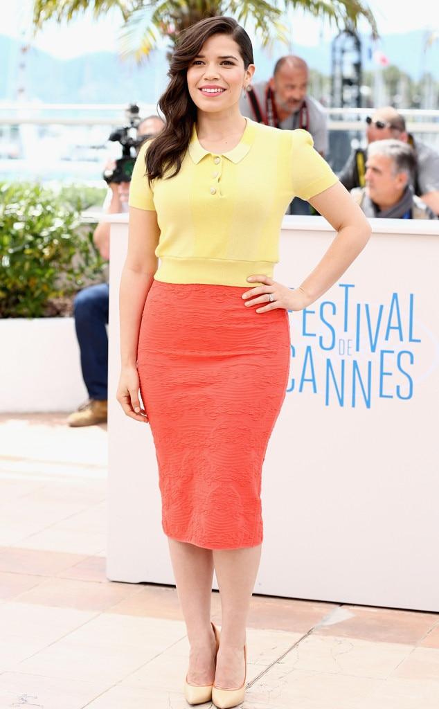 America Ferrera, Cannes