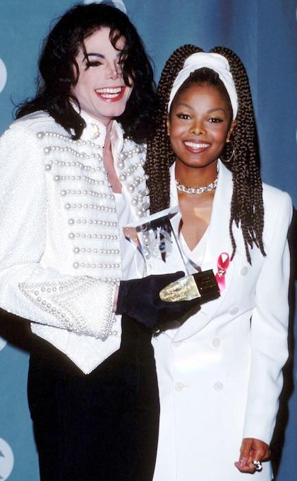 Michael Jackson, Janet Jackson
