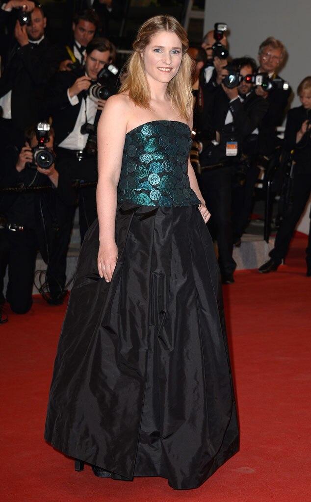 Natacha Regnier, Cannes