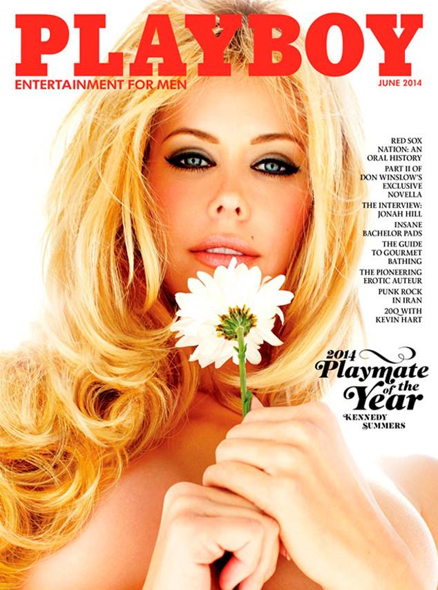 Kennedy Summers, Playboy Magazine