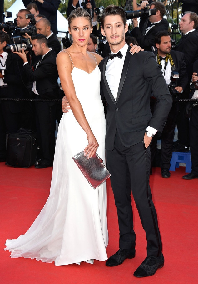 Natasha Andrews, Pierre Niney, Cannes Film Festival
