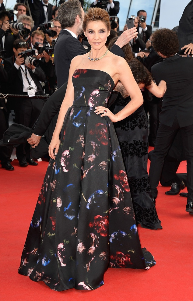 Clotilde Courau, Cannes Film Festival