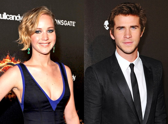 Jennifer Lawrence, Liam Hemsworth, Cannes