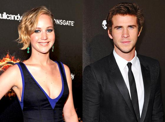 Jennifer Lawrence, Liam Hemsworth, Cannes