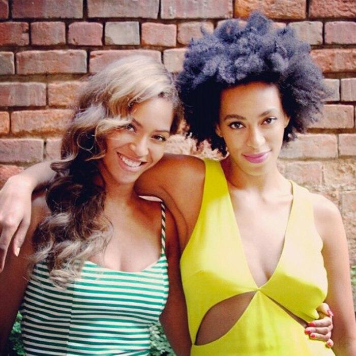 Beyonce, Solange Knowles