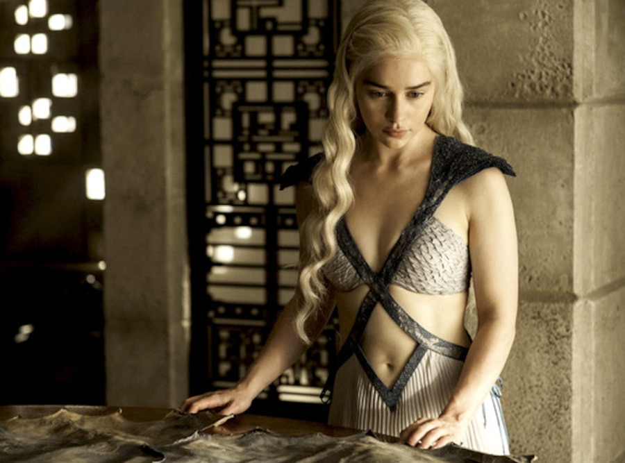 Emilia Clarke, Game of Thrones