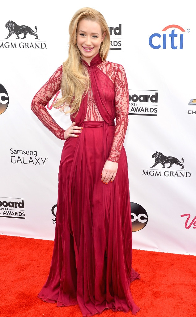 Iggy Azalea, Billboard Music Awards