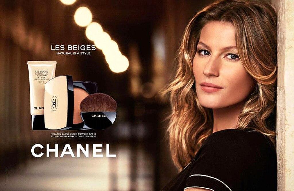 Gisele Bundchen, Chanel