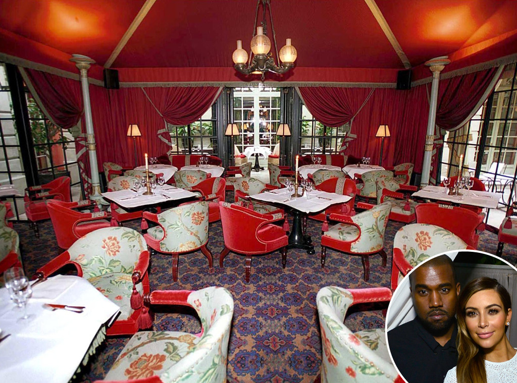 Hotel Costes, Kanye West, Kim Kardashian