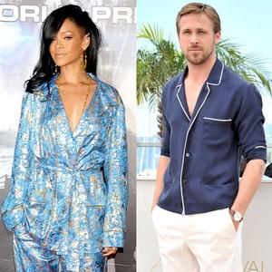 Rihanna, Ryan Gosling, Pajamas