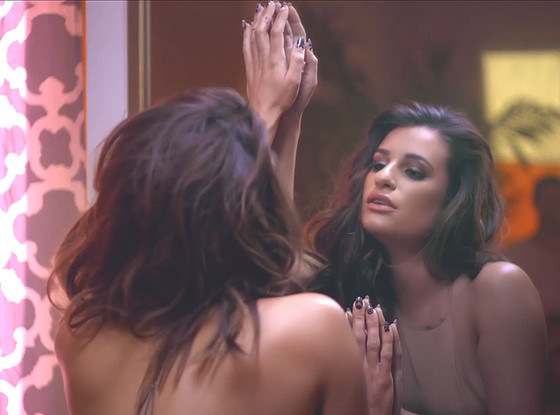 Lea Michele, On My Way Video Screengrabs