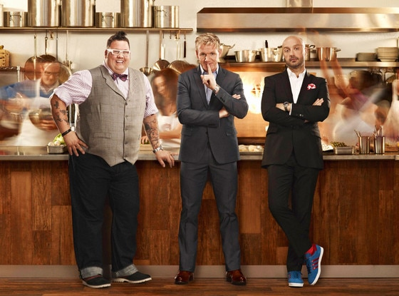 Master Chef: Gordon Ramsay, Joe Bastianich, Graham Elliot