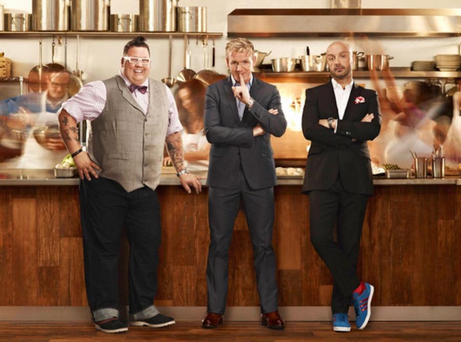 Master Chef: Gordon Ramsay, Joe Bastianich, Graham Elliot