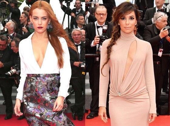 Riley Keough, Eva Longoria, Cannes Film Festival