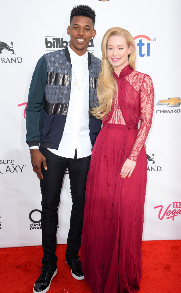 Nick Young, Iggy Azalea, Billboard Music Awards