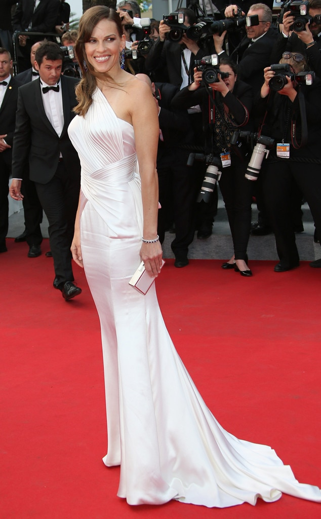 Hilary Swank, Cannes