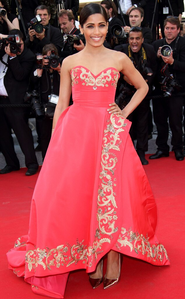 Freida Pinto, Cannes