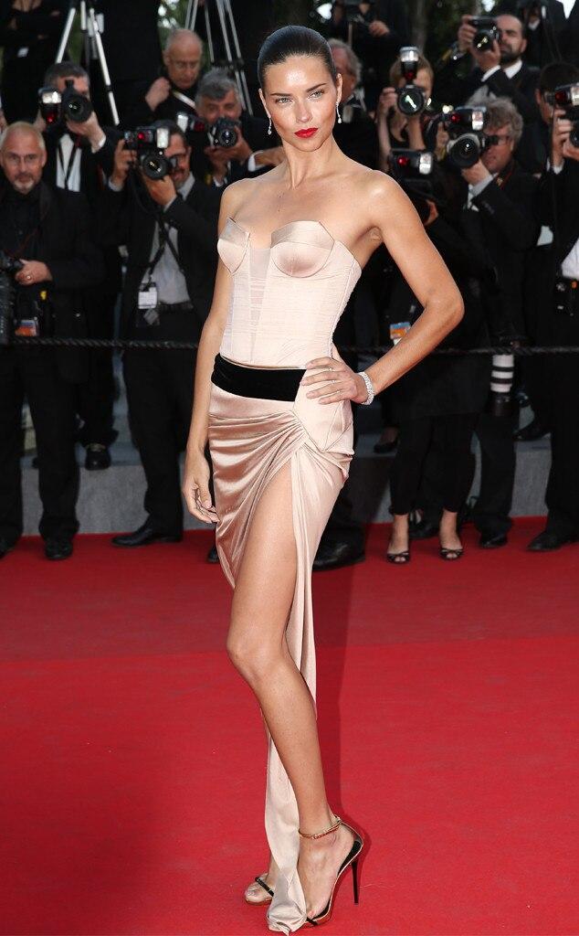 Adriana Lima, Cannes