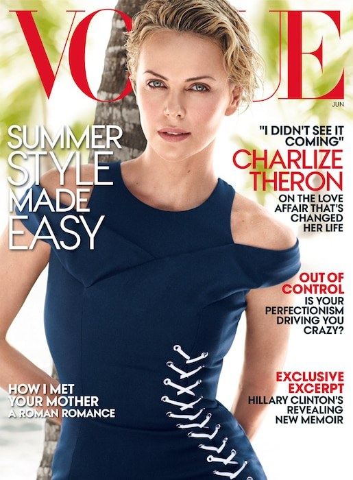 Charlize Theron, Vogue