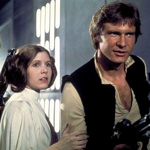 Luke Skywalker, Princess Leia, Han Solo, Star Wars