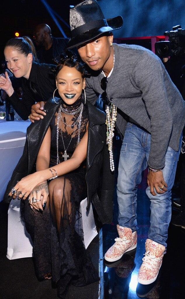 Rihanna, Pharrell