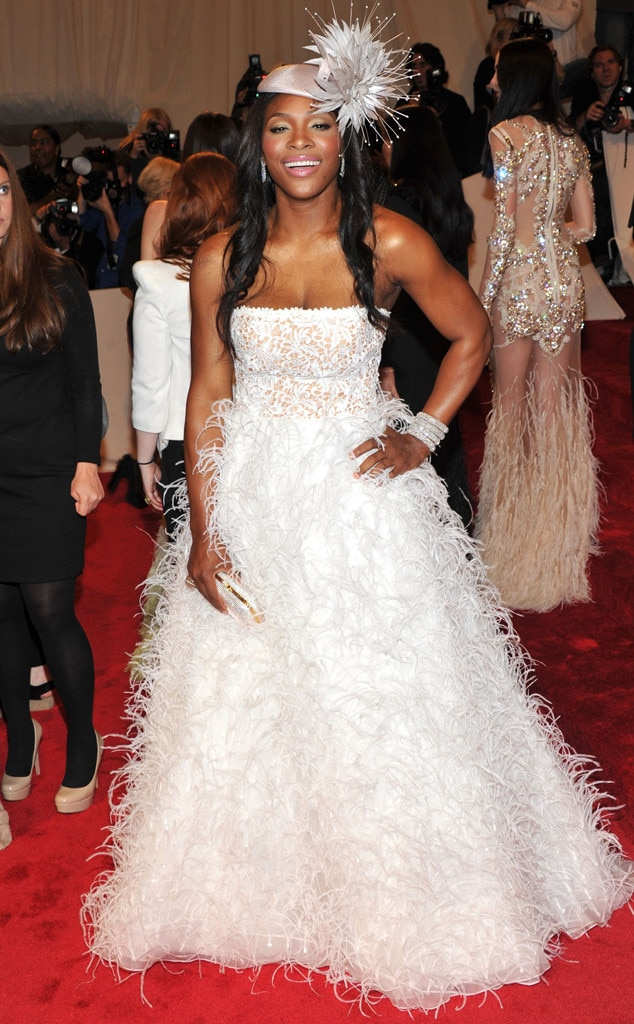 Serena Williams, MET Gala 2011