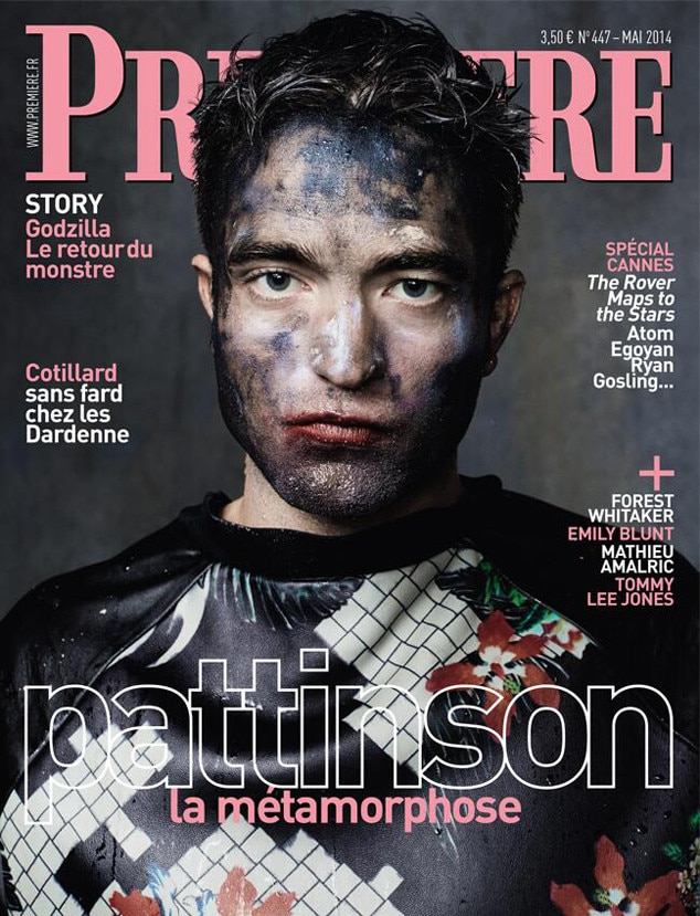 Robert Pattinson, Premiere Magazine