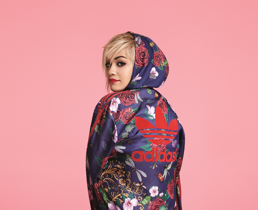 Rita Ora, Adidas