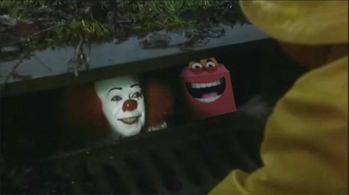 Mcdonald S New Mascot Is Terrifying And Will Probably