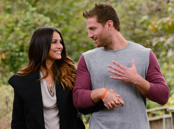Andi Dorfman And Juan Pablo Kiss