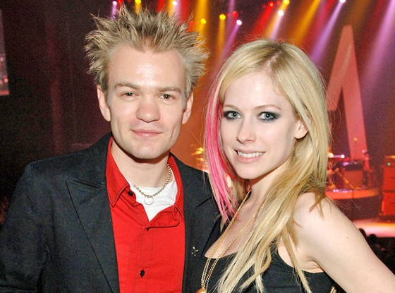 Avril Lavigne, Deryck Whibley
