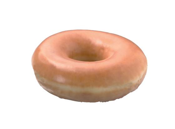 Chain store donuts, Krispy Kreme