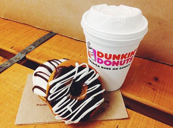Chain store donuts, Dunkin' Donuts