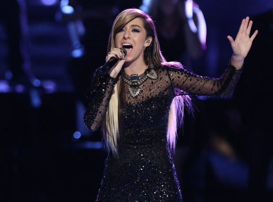 The Voice, Christina Grimmie