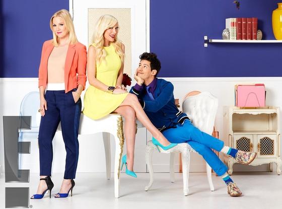 Mystery Girls, Tori Spelling, Jennie Garth, Miguel Pinzon